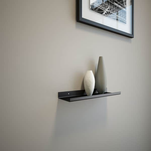 Black Shelf 12x3.5x1