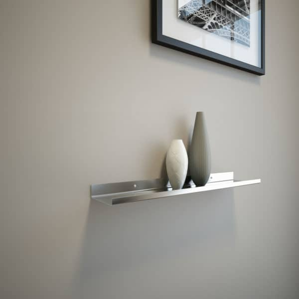 Stainless Steel Shelf 18x3.5x1