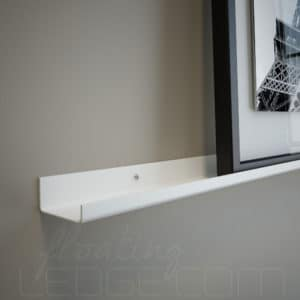 White Shelf 2""