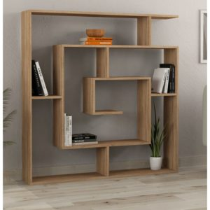 Multipurpose shelving unit.